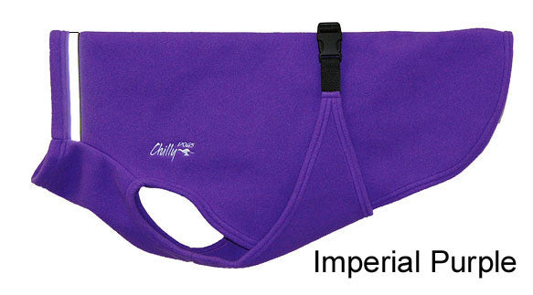 Dog Sweater for Long & Lean Dogs - Purple