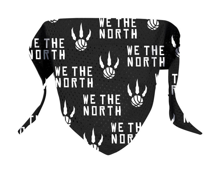 Apparel - Sports Bandana - Toronto Raptors (We the North)