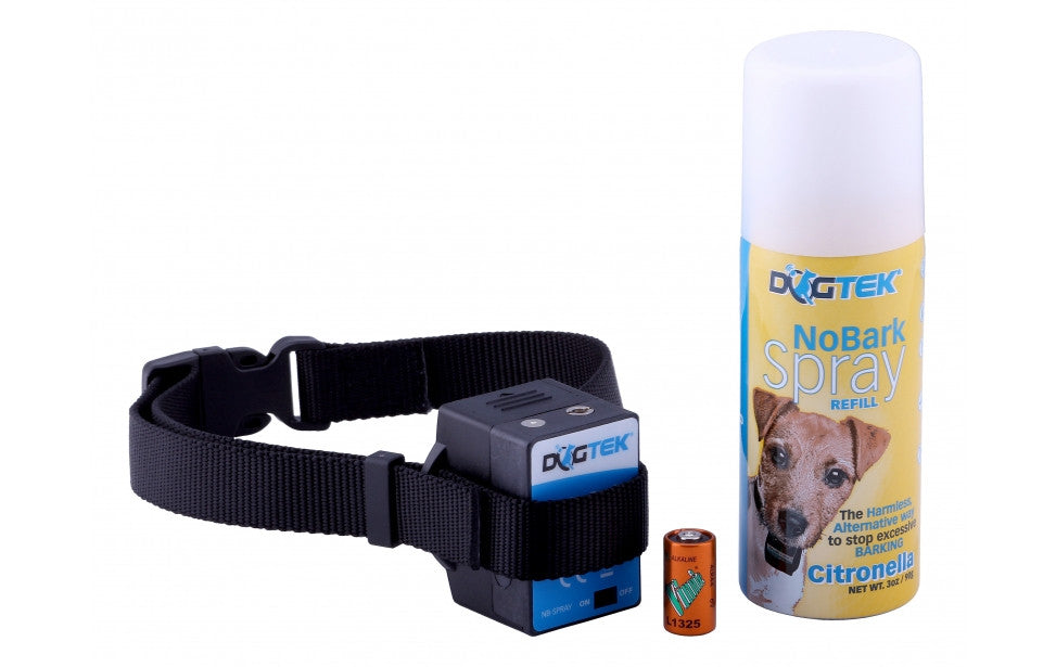 Obedience - Bark Control Collar