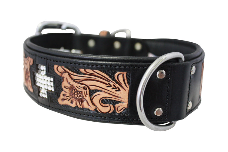 Collar - El Dorado (Leather)