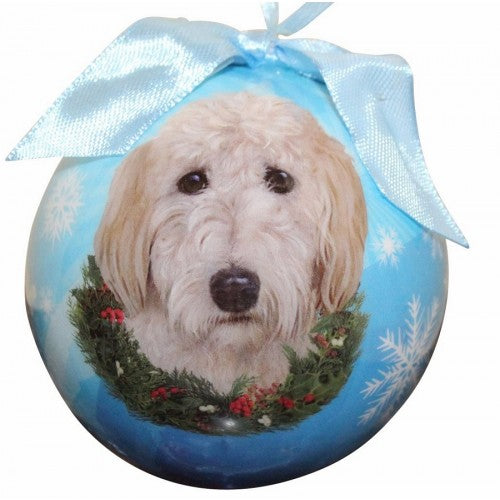 Christmas Ornament - Goldendoodle