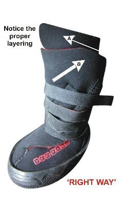 Footwear - Neoprene Orthopaedic High Performance™ Outdoor Shoes / Boots
