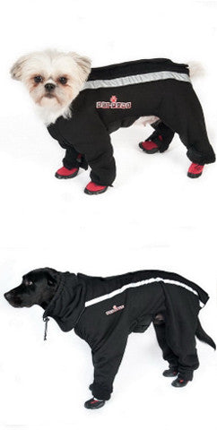 Fleece Dog Bodysuit