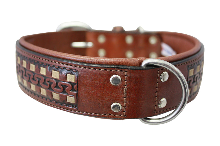 Collar - Tulsa (Leather)