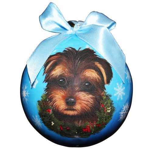 Christmas Ornament - Yorkipoo