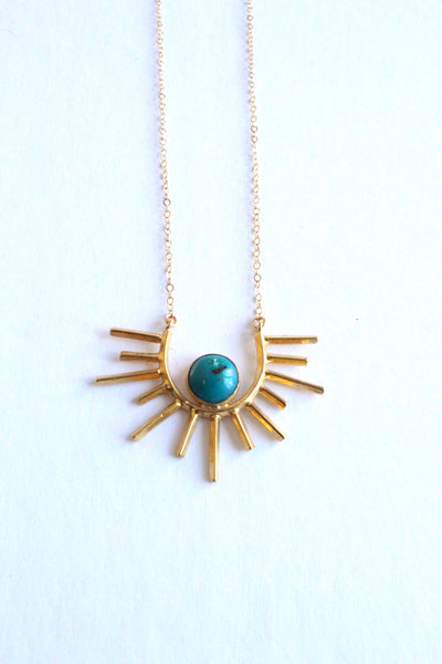 Clifton Rising Necklace