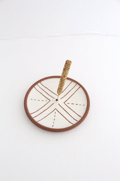 Compass Incense Burner