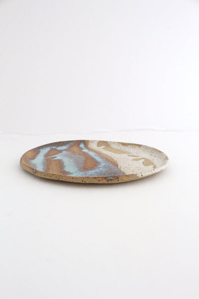 Universe Blue Small Stacking Plate