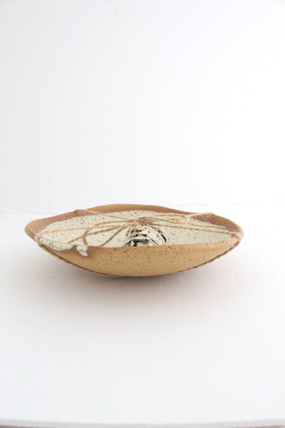 Small Organic Bowls with Sage