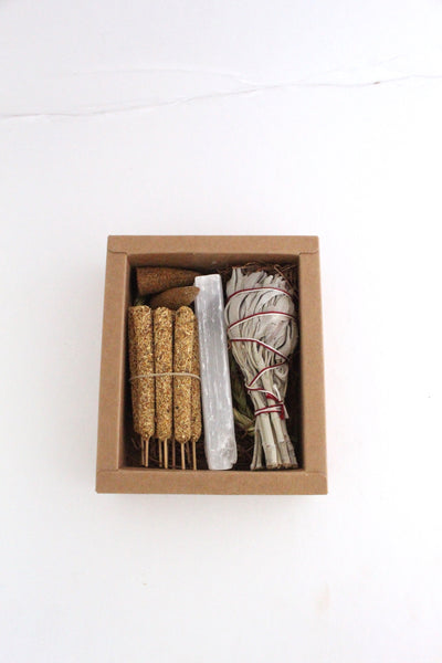 Palo Santo Incense + Smudge Offerings