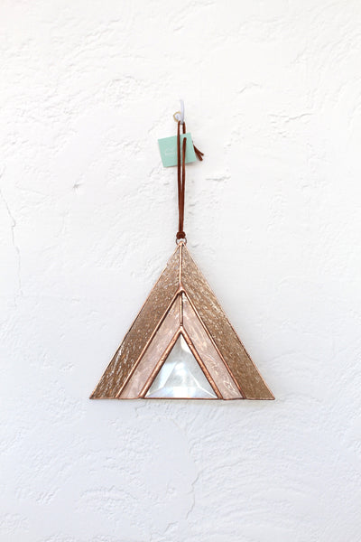High Sun Catcher || Guava Copper Finish