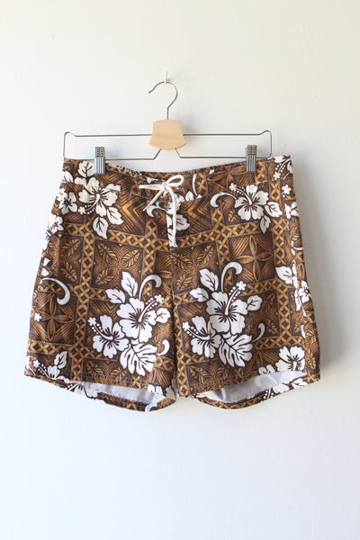 Haleiwa Hawaii Beach Shorts