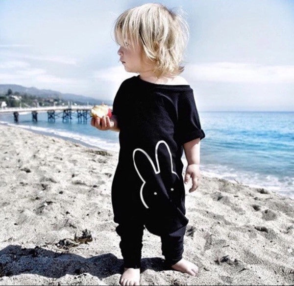Pebble Sand jumpsuit Baby Beachwear