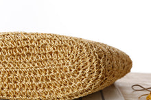 Hannah Summer Straw Beach Bag