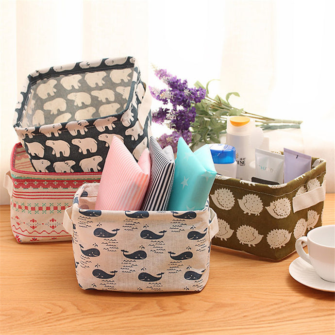 Loren Baby Storage Basket Bag