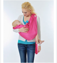 Marco Ring Sling Baby Wrap-Pink