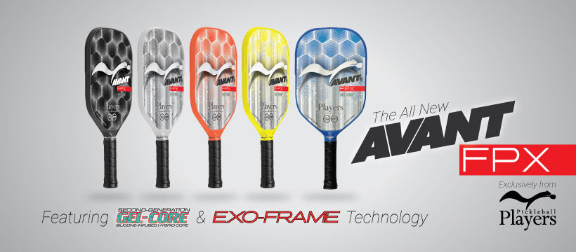 Introducing the Avant FPX: Not All Paddles are Created Equal
