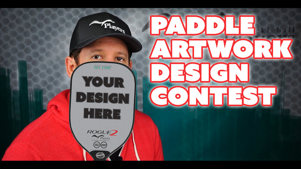 Paddle Artwork Design Competition!