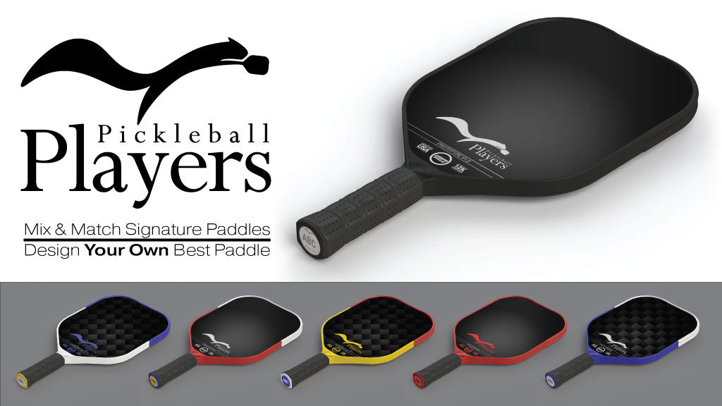 We've Launched Our Custom Mix & Match Signature Paddle Program!