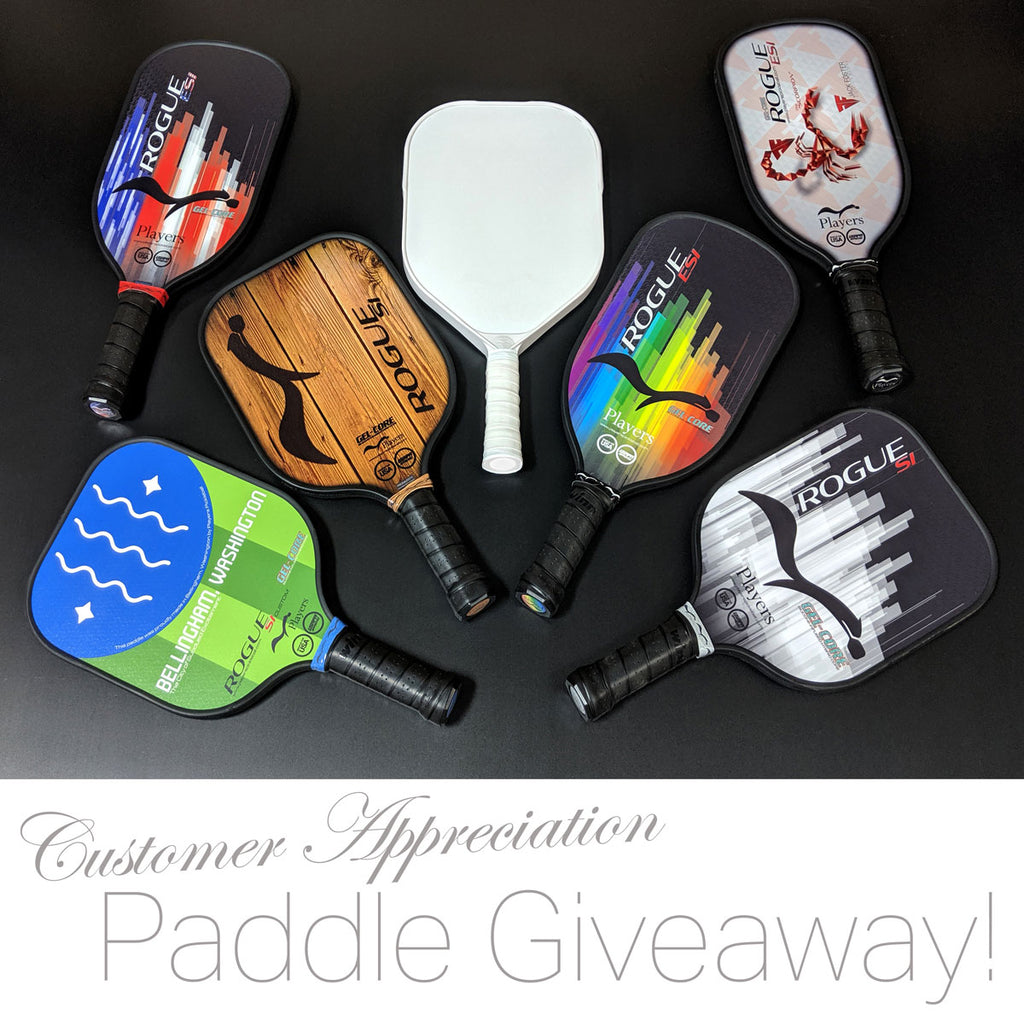 CUSTOMER APPRECIATION PADDLE GIVEAWAY!