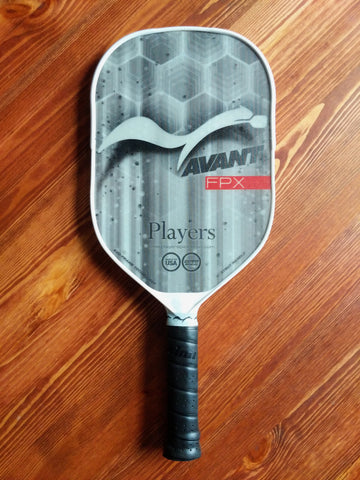Players Pickleball Avant FPX Gel-Core Exo-Frame Paddle