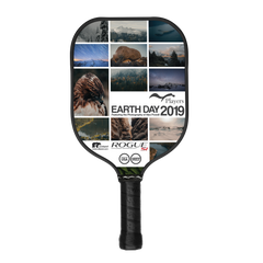 Players Pickleball Earth Day Special Edition Paddle