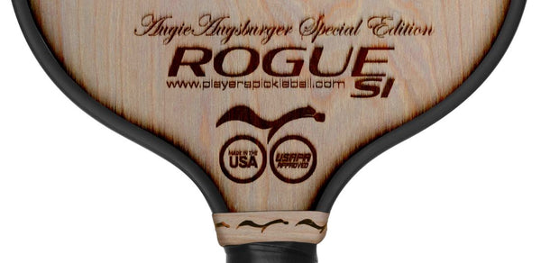The Players Pickleball Augie Special Edition Paddle