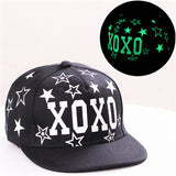 Hat - Glow Caps, 20 Different Styles.  Night Time Fun, Club, Hip Hop, Men, Women, Luminous Hat