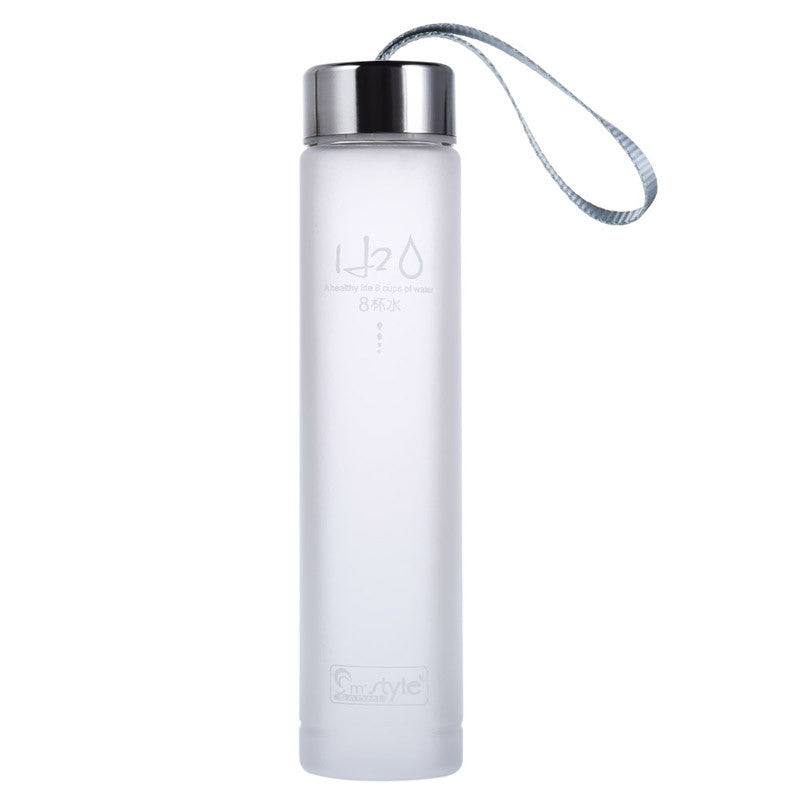 Sports Bottle - 5 Colors - Great for Travel, biking, Hiking, Exercising, Athletic training, Camping, Water or sports Drink.