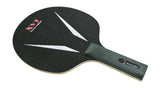 Ping Pong Paddle - XVT Black Knight. Short or Long