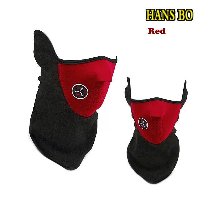 Face Mask - Winter, Thermal, Neck, Fleece, Ski, Skiing, Motorcycle, Biking, Cycling, Outdoor Winter Fun, Windproof