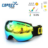 Goggles. 11 Color choices. Ski, Snowboarding, winter, Snow Sports,  UV400 Anti-Fog Mask, Glasses, Men/Women