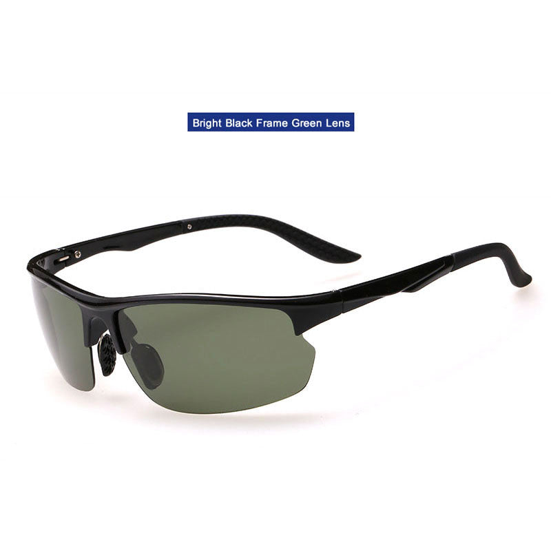 Sunglasses Polarized - 6 Color Choices - Men - Outdoor Sport Fishing Glasses