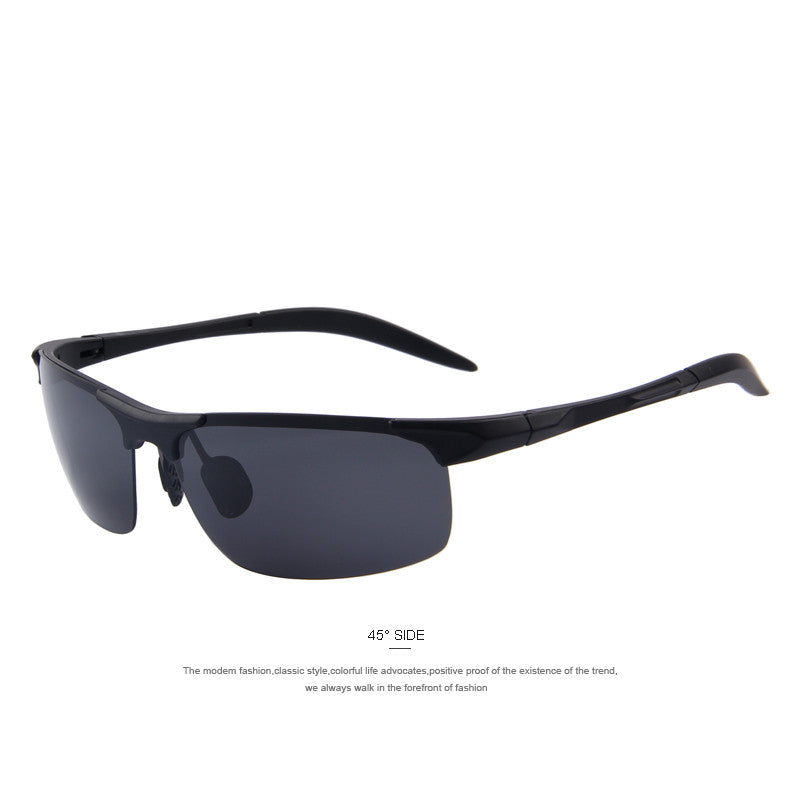 Sunglasses - Polarized - 8 Color Styles - Driving Sun glasses - TR90 Ultra Lightweight