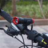Bicycle Light - Water Proof - 2000 Lumens LED - Head Light - Cycling - Biking - With Mount - Adjustable Zoom - 3 Colors