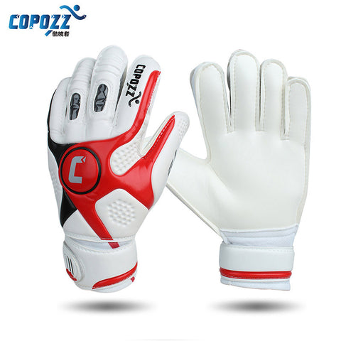 Soccer Goalie Gloves - Keeper - 2 Colors - 4 mm Thick.  Adult M/L  X/XL