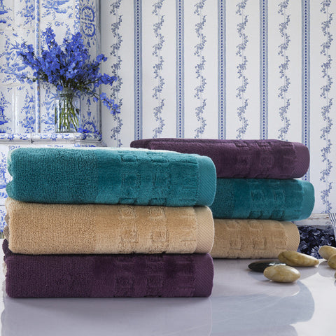 Towel in 3 colors. Egyptian Soft Cotton towels. high quality. bath towels, pool, hotel, shower, swim towel. soft and comfy.