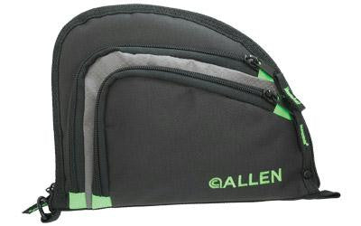 Allen Auto-fit Handgun Case Black-lim