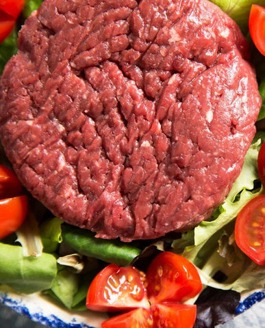 I Like Italian Food: Carne - Hamburger misto di razza Piemontese 150gr