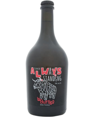 Always Standing BLANCHE 75 cl