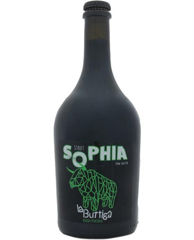 I Like Italian Food: Birra - Sophia STOUT 75 cl