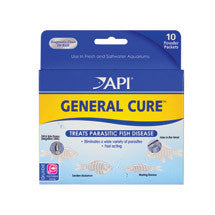 API General Cure Powder 10 pack - KGTropicals