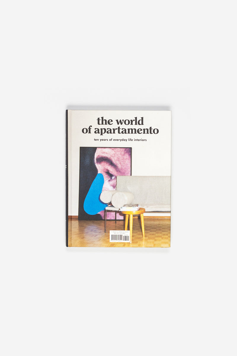 Books World of Apartmento 10 Years Front Cover