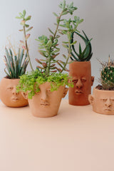Head Planter Pottery All Look Book
