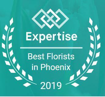 We're grateful... and humbled: Chosen in the top florists in Phoenix, alongside Four Seasons Gifts