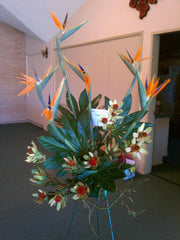 Bird of Paradise Standing Spray #FlowersPhoenix