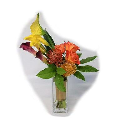 Modern Callas and Roses
