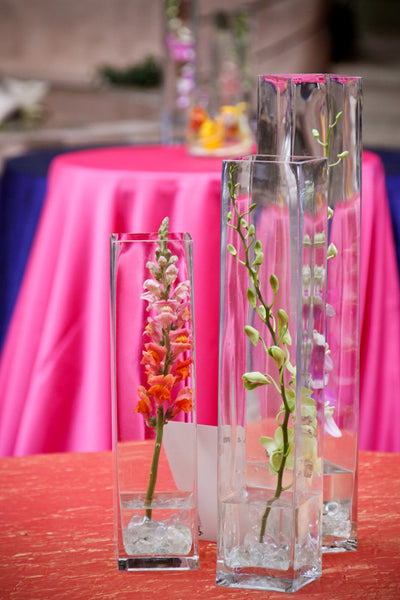 Submersed Orchid Wedding and Event Centerpieces