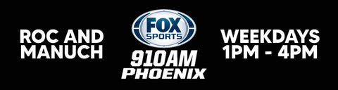 Fox Sports Radio Florist sponsorship