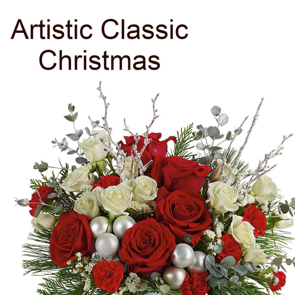 Artistic Classic Christmas - God's Garden Treasures
